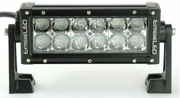 "Picture of Pro-Series 3D 8"" CREE LED Light Bar - 2,880 Lumens - Combo Beam"